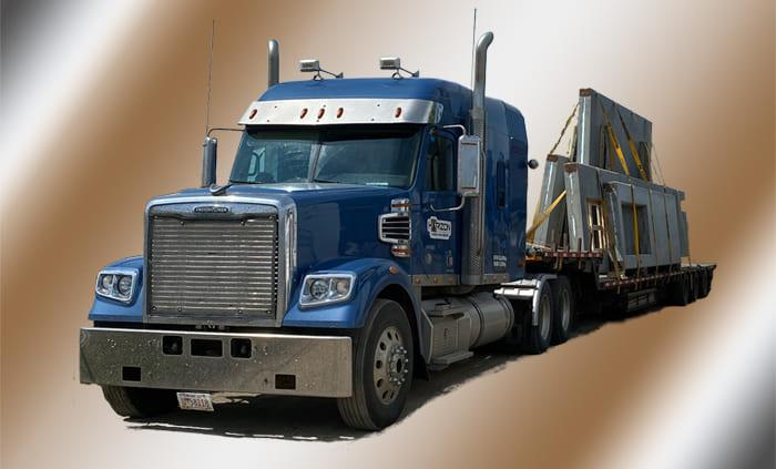 Oilfield trucking Alberta